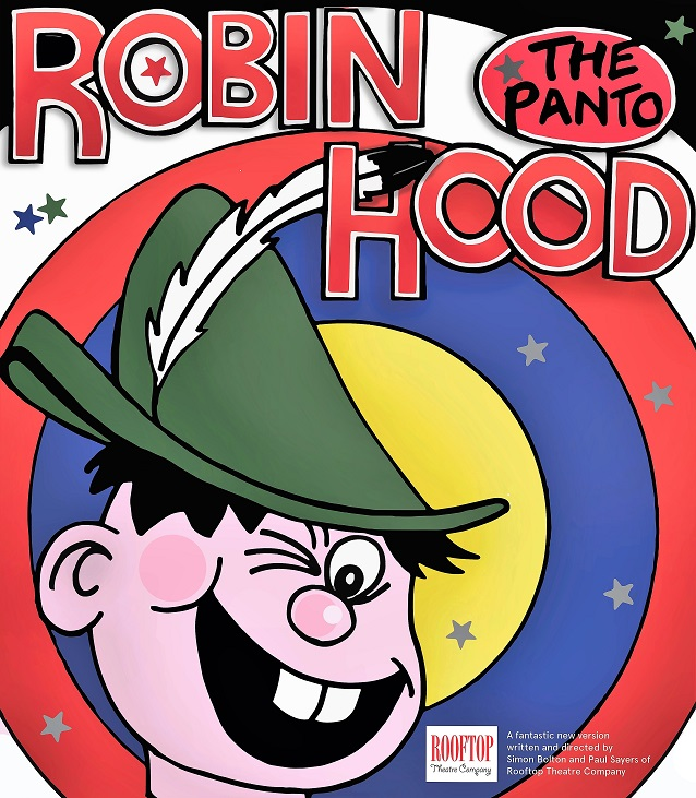 Robin Hood at Ludlow Assembly Rooms 14th to 18th December.