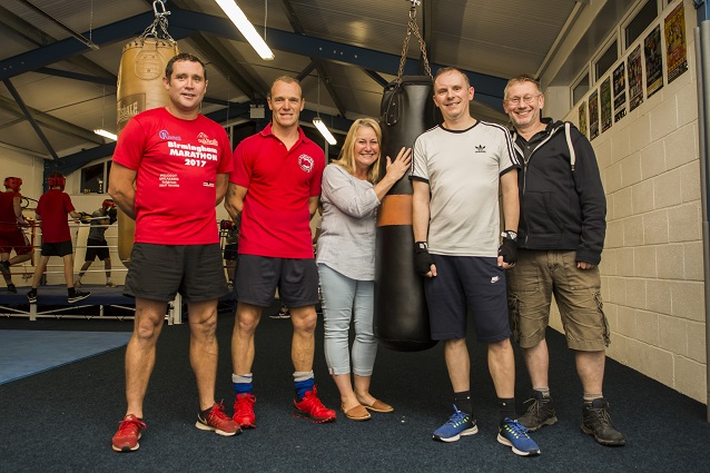 Rooftop Theatre Company and Ludlow Amateur Boxing Club